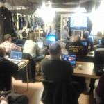GoPro workshop in DykTerminalen in Lund