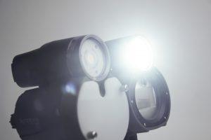 iDivesite Symbiosis focus light