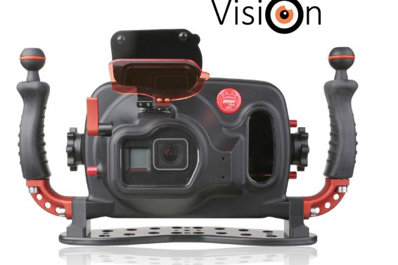 Hugyfot Vision Alu housing for HERO5