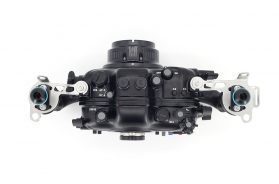 Nauticam underwater housing for Sony Alpha A9