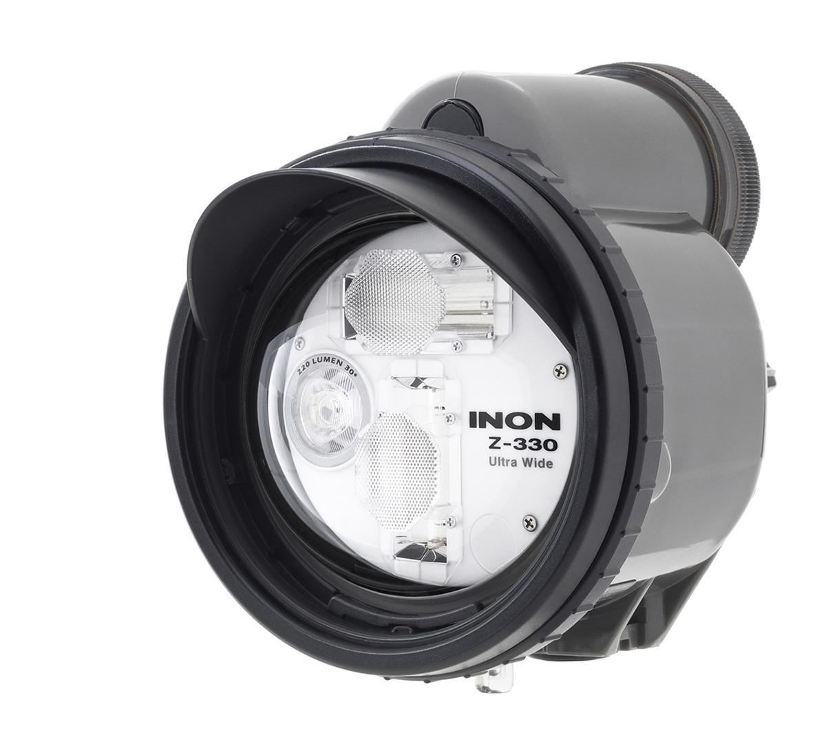 Review of Inon Z-330 Ultra Wide Strobe
