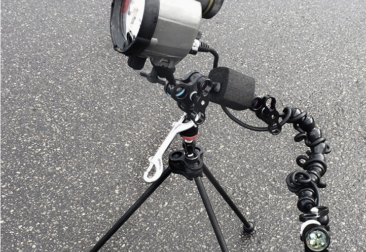 TRIPODS – steady images under water