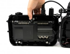 Nauticam Shotgun HDMI recorder